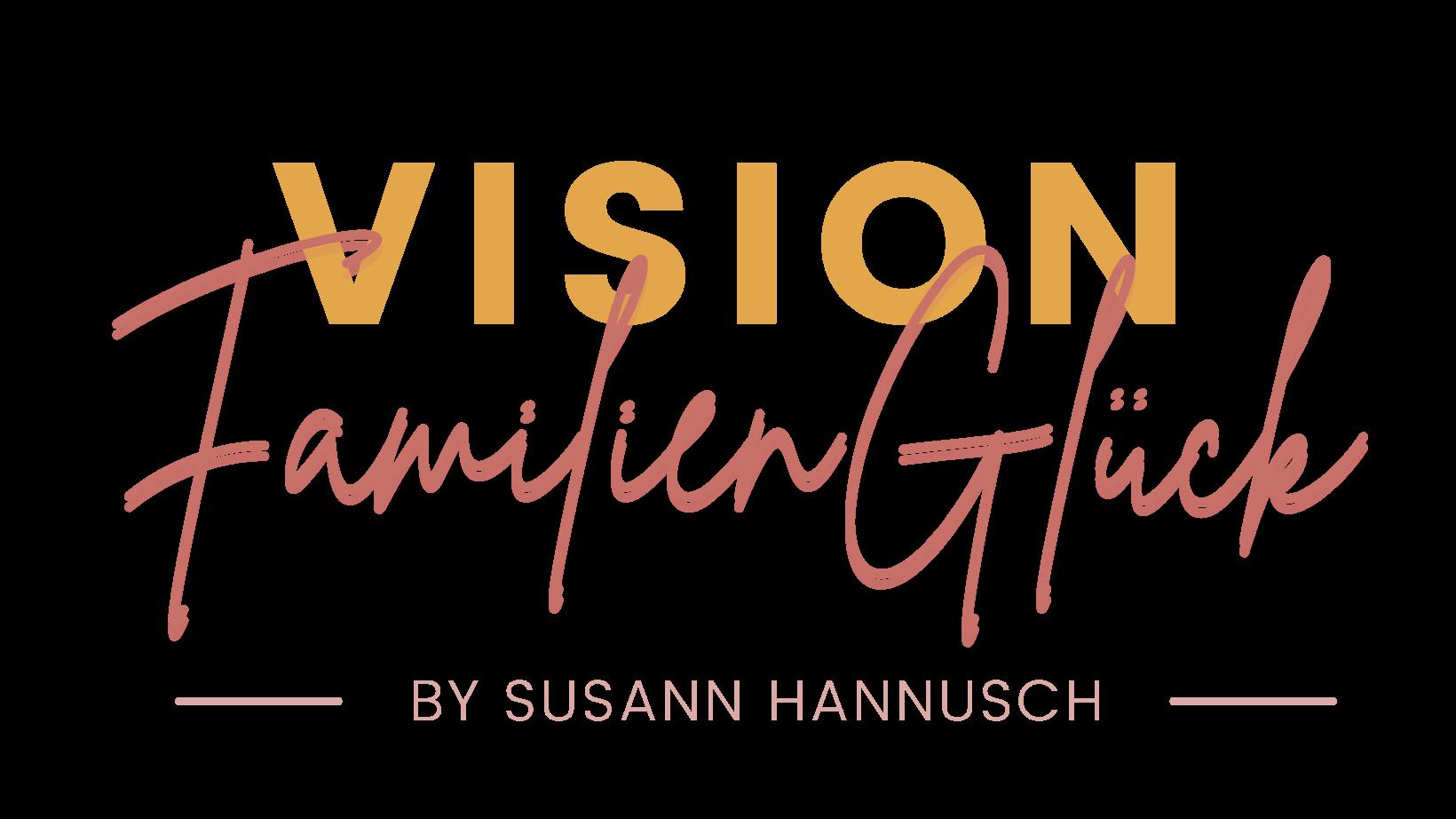 Susann Hannusch Vision FamilienGlück Logo