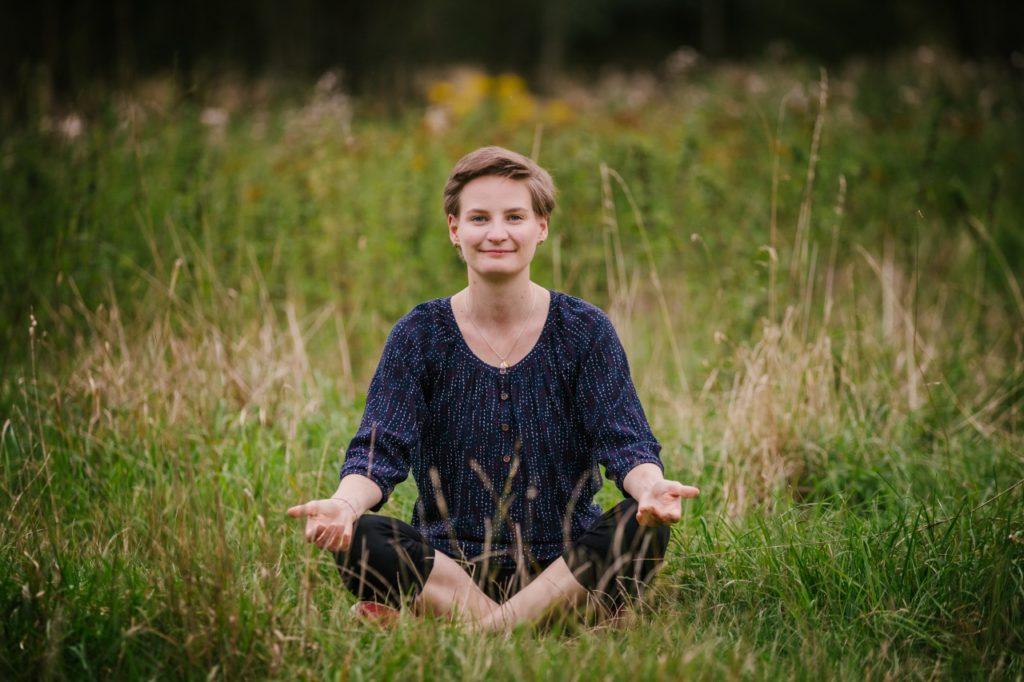 Susann Hannusch macht Yoga, Vision FamilienGlück