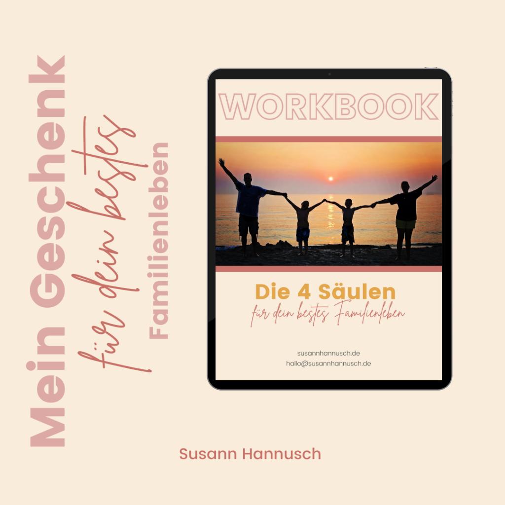 Susann Hannusch Vision FamilienGlück kostenfreies Workbook